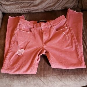 Red Express pants